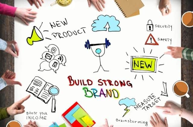 Building a Brand's Image