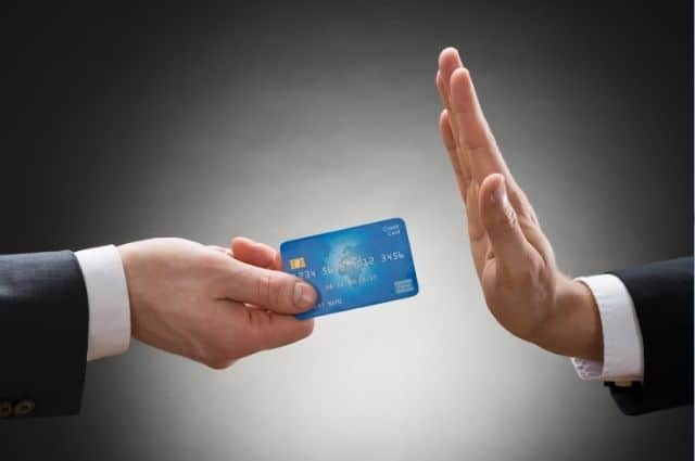 Avoid Overusing Credit Cards