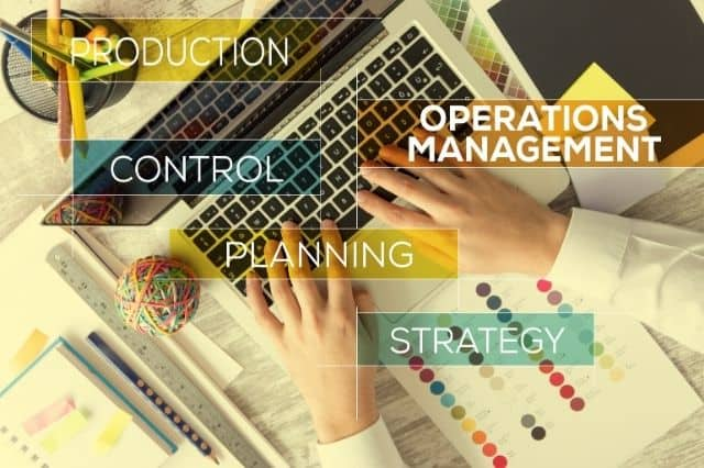 MES and Manufacturing Operations Management