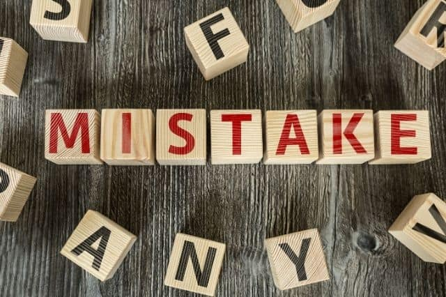 Mistakes For 401K Investors