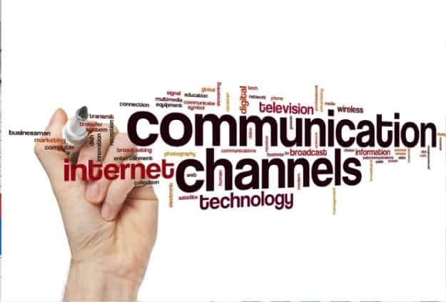 Channel of Communication